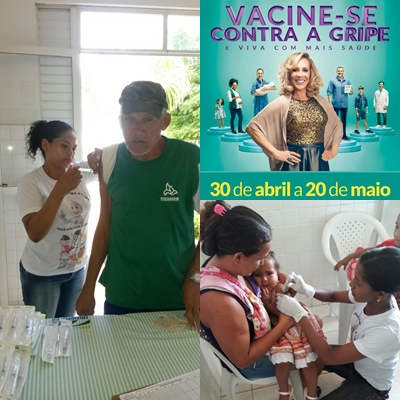 Vacina em Triz. do Vale