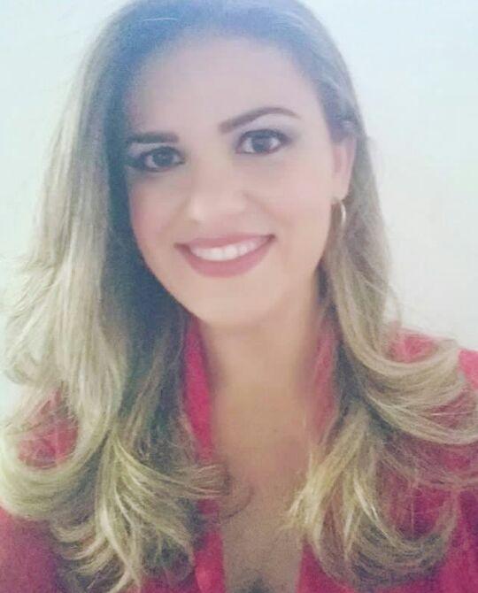 Katyane Leite - Futura secretária de educação de Pedreiras (Foto: Facebook)