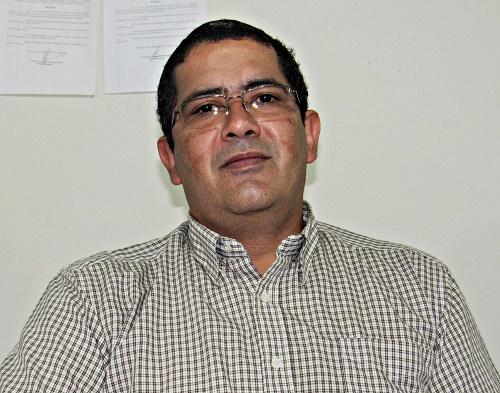 Antônio Alves Pereira - diretor do IMPP (Foto: Sandro Vagner)