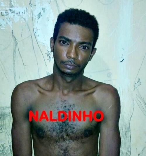 Naldinho - Acusado (Foto: PM de Lima Campos)