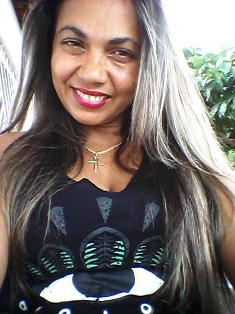 Marlene Guega - Vítima/Foto: Reprodução do Blog do Jota Luiz
