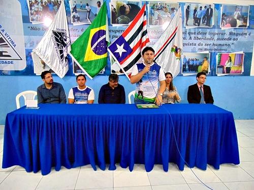Enoque de Sá Barreto Filho - Presidente da APAC/Pedreiras