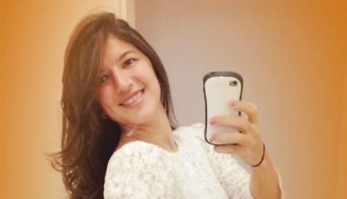 Mariana Costa foi encontrada morta dentro de casa (Foto: Reprodução/Arquivo pessoal)