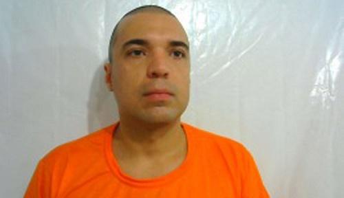 Lucas Leite Ribeiro Porto já está no Centro de Triagem de Pedrinhas (Foto: Divulgação)