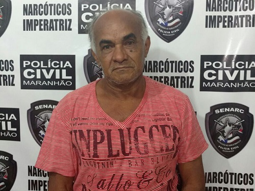Francine responde a processos por tráfico de drogas no Pará e Maranhão. (Foto: Divulgação/ PC)