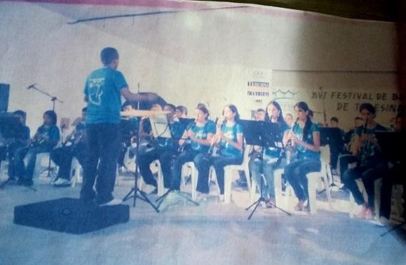 Banda João Menezes em Teresina-PI/ Foto: arquivo pessoal