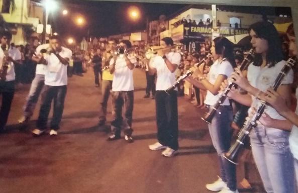 Banda João Menezes/ Foto: arquivo pessoal
