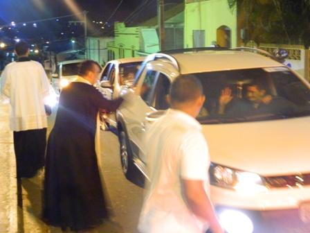 Carreata de São Benedito/Foto: Arquivo do Blog