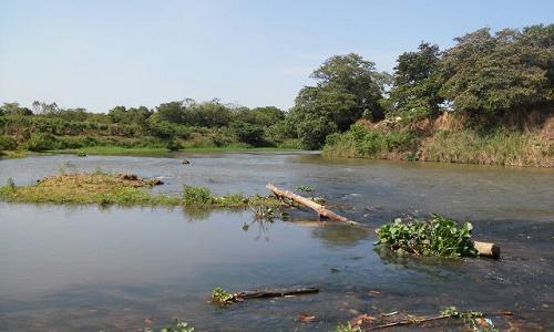 Rio Mearim (Pedreiras)/Foto: Ribinha da FM