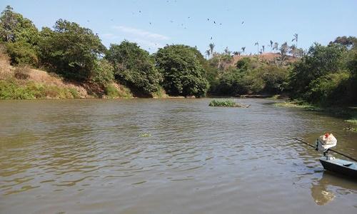 Rio Mearim (Pedreiras) Foto: Ribinha da FM