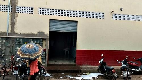 Mercado do peixe às escuras/Foto: Vendedor