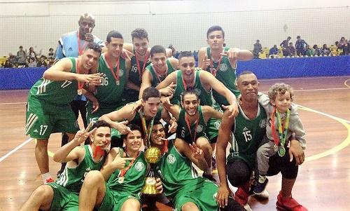 Palmeiras - Campeão Paulista Prata Sub-16/Foto: Almistron