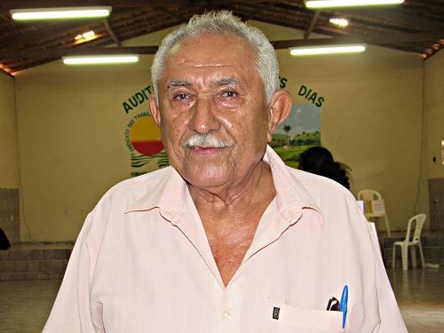 João por Deus - Presidente eleito/Foto: Sandro Vagner