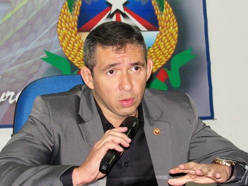 Dr. José Carlos (Promotor de Justiça)/Foto: Sandro Vagner
