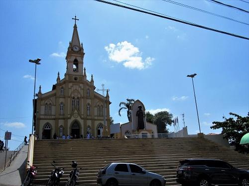 Santuário de São Benedito - Pedreiras - MA/Foto: Sandro Vagner