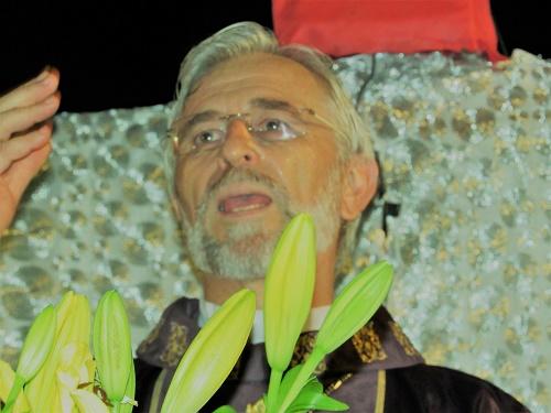 Dom Armando - Bispo da diocese de Bacabal/Foto: Sandro Vagner