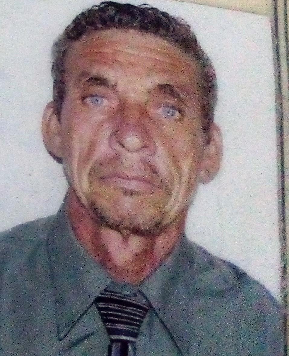 Adoniran Batista de Oliveira - Desaparecido/Foto: documento pessoal