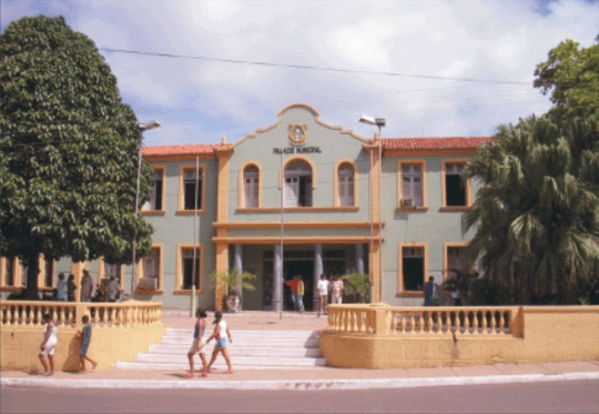 Prefeitura de Pedreiras - MA