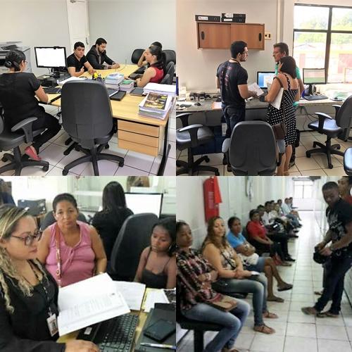 Semana da Conciliação em Pedreiras/Foto: 3ª vara