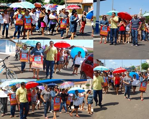 Fotos: Sindicato dos Servidores de Lima Campos