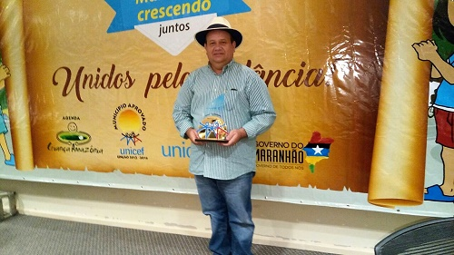 Fred Maia - Prefeito de Trizidela do Vale/Foto: Tony Maranhão