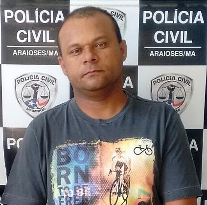 Cícero Félix Marçal/Acusado/Foto: PC de Araioses-MA