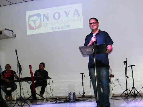 Pastor Sérgio/ Foto: Sandro Vagner