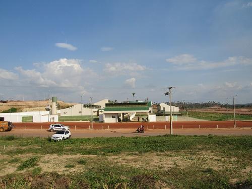 IFMA - Campus Pedreiras/Foto: Sandro Vagner
