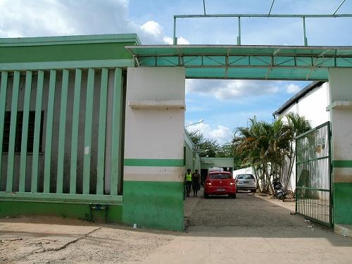 "Antiga Policlínica ""São Jorge""/Foto: Reprodução Internet"